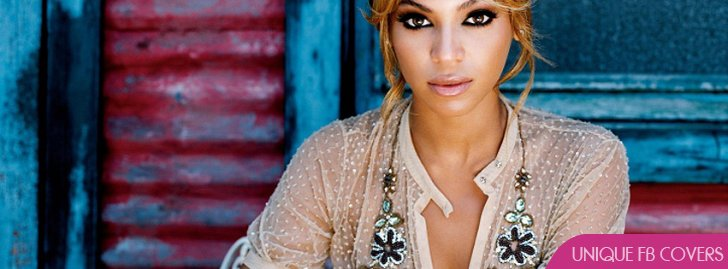Beyonce Facebook Cover