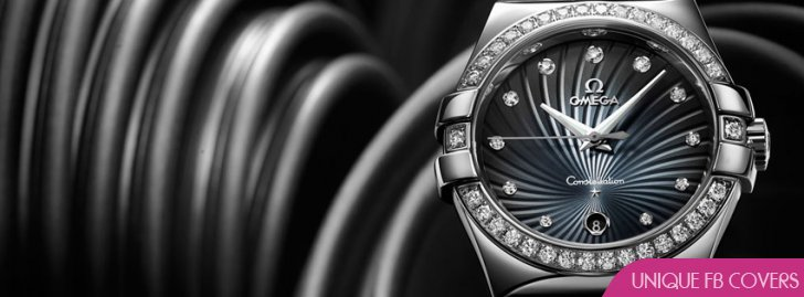Constellation Omega Watch Fb Cover