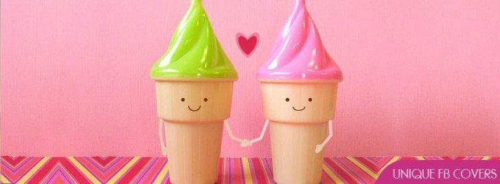 Cute Ice Cream Love
