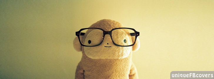 Cute Nerdy Teddy