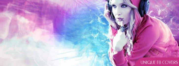 Dj Girls Music Trend Fashion Cover