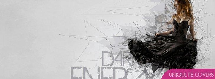 Dark Energy Fashion Cover Facebook Covers Fashion Fb