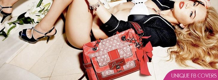 Fashion Face Book Covers : Fashion hot model cover facebook covers fb