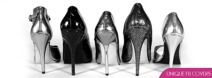Fashion High Heels Cover