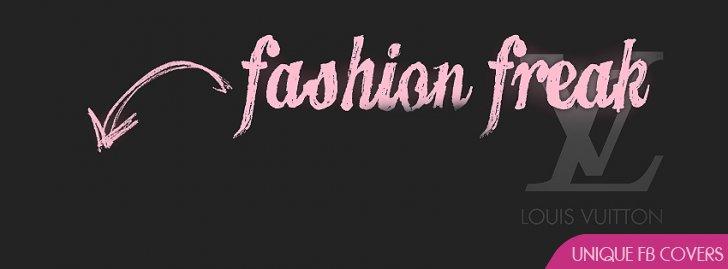 Fashion Freak Facebook Covers Fashion Fb Cover