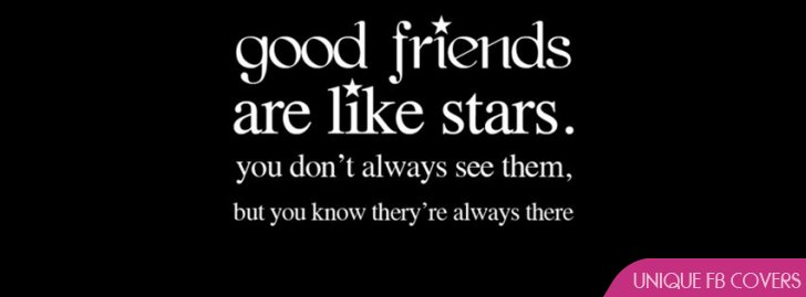 Good Friend Facebook Covers | Friendship Fb Cover ...