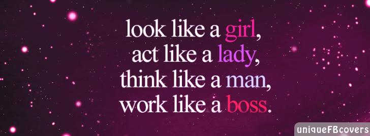 Girls Quotes Facebook ...
