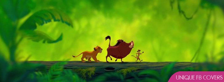 Lion King With Friends