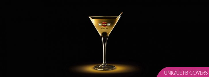 Martini Of Gold