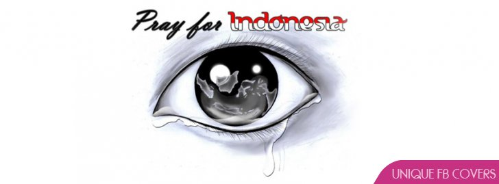 Pray For Indonesia Eyes