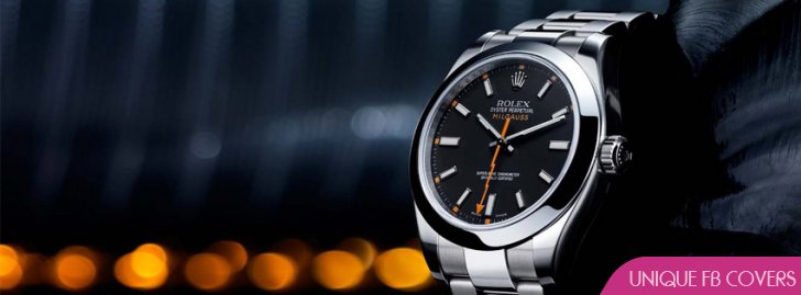 Rolek Black Watch Fb Cover