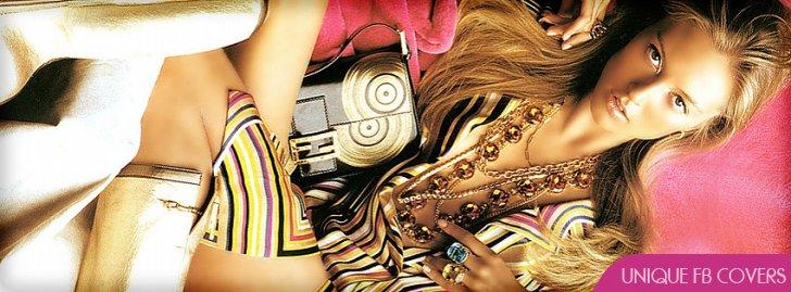 Fashion Pink Gold Glam 11