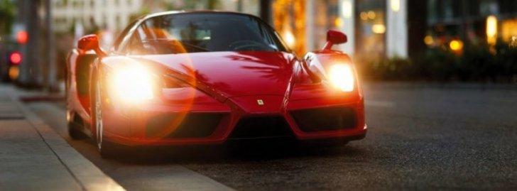 Ferrari Enzo Red