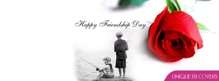 Happy Friendship Day Facebook Cover 5339