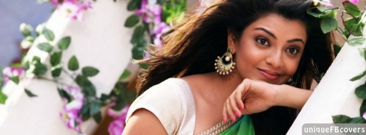 Kajal In Jilla Wide