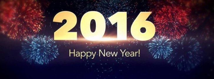Latest Happy New Year 2016