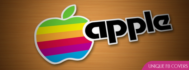 Nostalgic Apple Facebook Cover