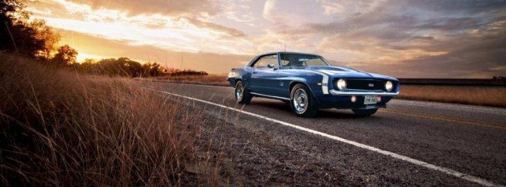 Ss Classic American Camaro Chevrolet