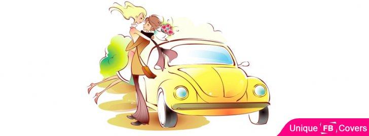 Valentines Day Car