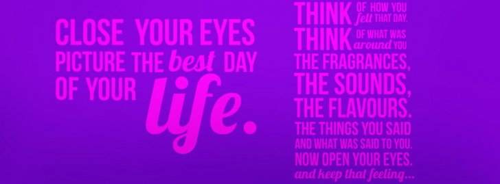Close Your Eyes Facebook Covers